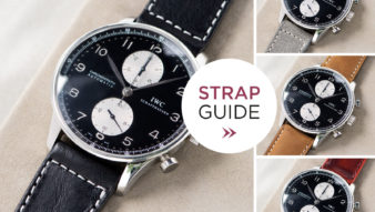 Bulang and Sons Strap Guide IWC Portugieser
