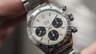 Spot On – The Rolex Daytona 6263/5 Big Eyes
