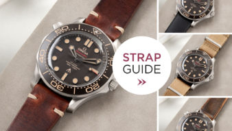 Bulang and Sons_Strapguide_Omega Seamaster