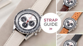 Bulang and Sons_Strap Guide_Omega Speedmaster 2998