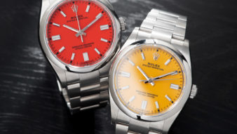 Rolex Oyster Perpetual 36mm Oystersteel 2020 Yellow Review