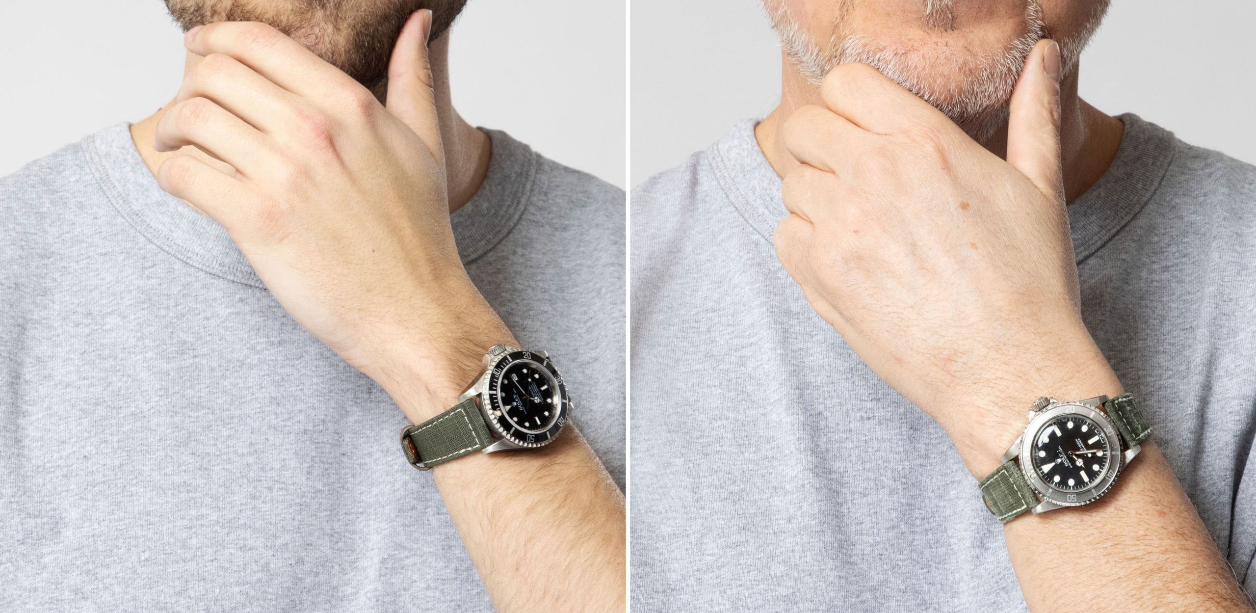 The Ripstop Watch Strap