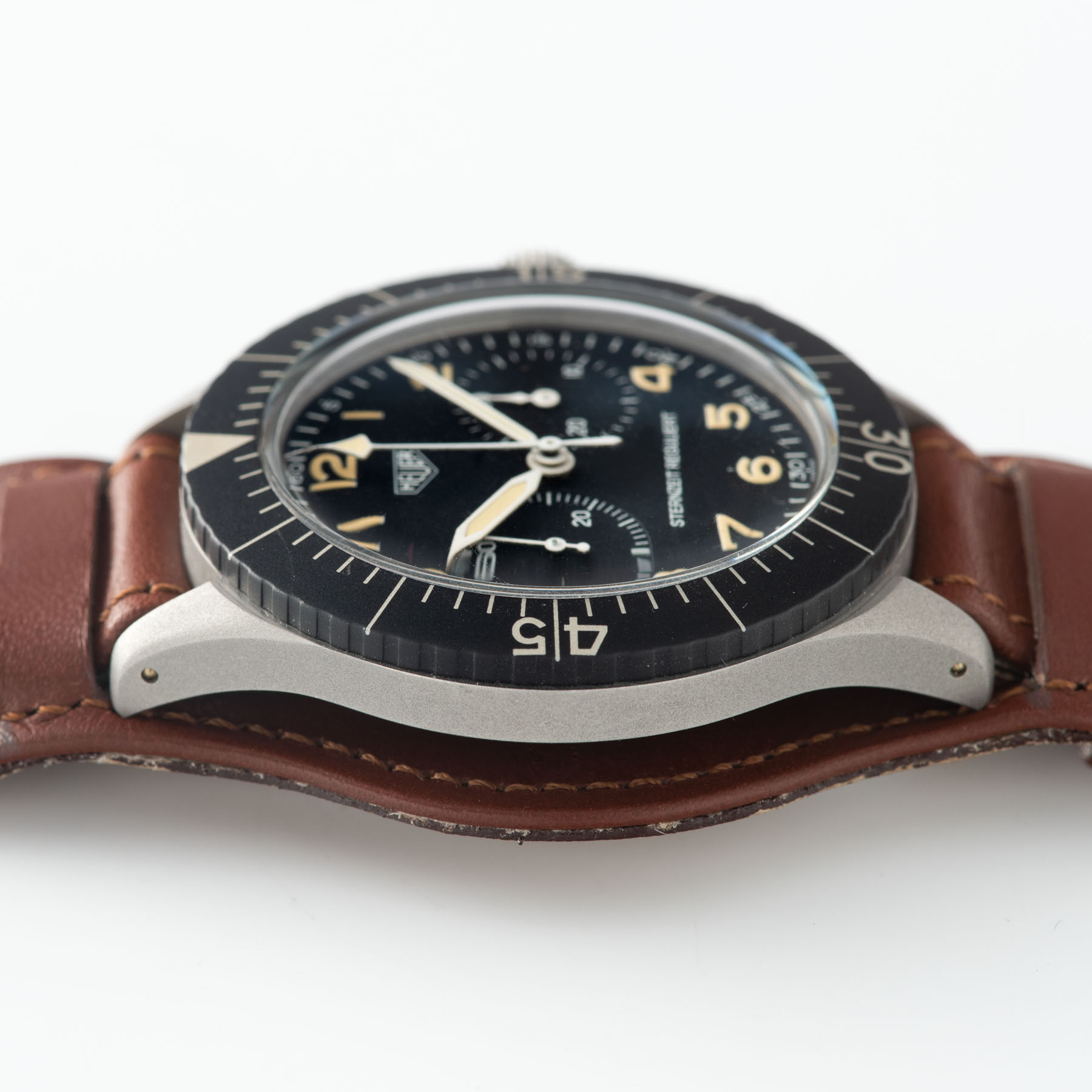 The Heuer Bundeswehr 1550SG Chronographs – More Than A Famous Strap